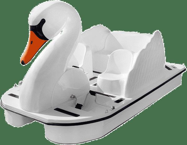 Small Swan Boat Rental Van Nuys